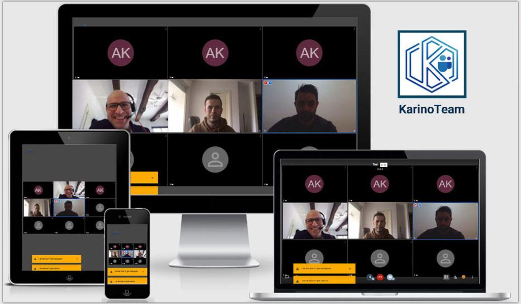 جیتسی سامانه برگزاری جلسات مجازی
